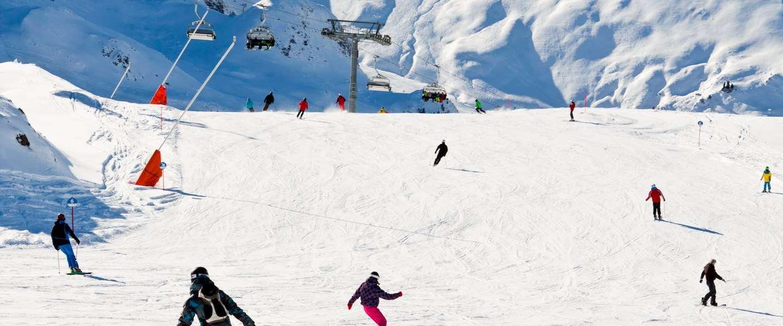 10 dingen die je alleen op wintersport doet