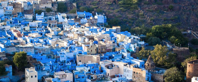 De 12 meest kleurrijke plekken op aarde