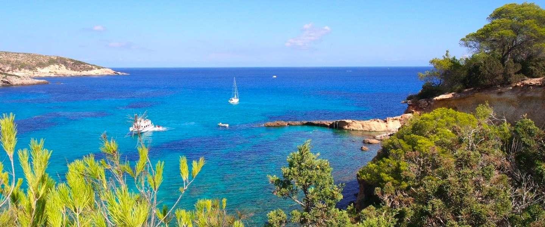 De 5 mooiste stranden van Ibiza