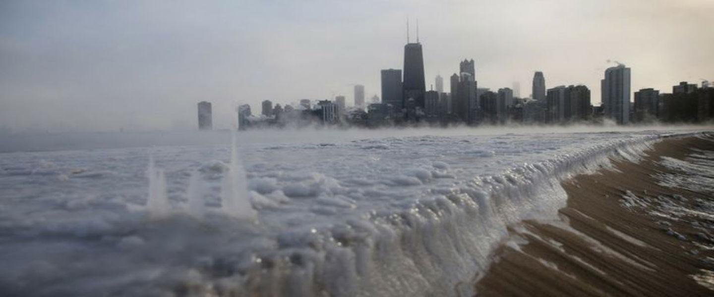 Polar Vortex: ijzige kou, maar vooral veel mooie foto's