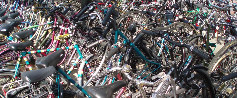 Gratis setje fietslampen voor ANWB leden