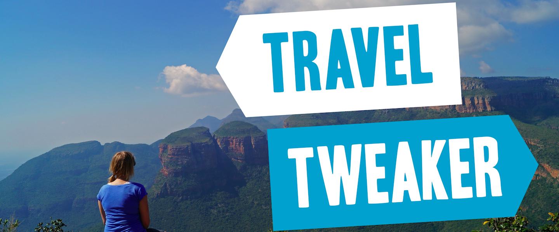 Tweaken, a new way to travel far