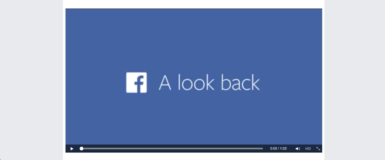 Facebook 10 jaar en altijd mee op reis!