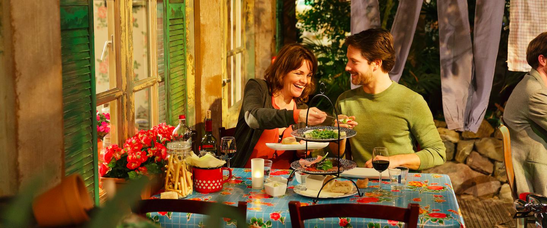 Verwennen, verleiden en verrassen: Center Parcs introduceert vijf nieuwe eetsferen