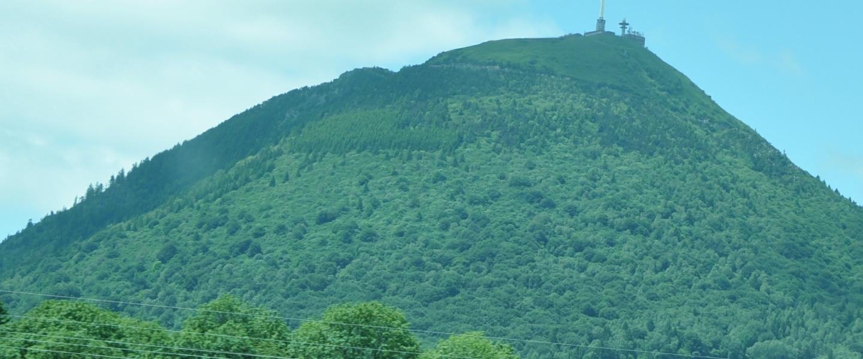 Op verkenningstocht door de Franse Auvergne: deel 3 Le Puy de Dôme