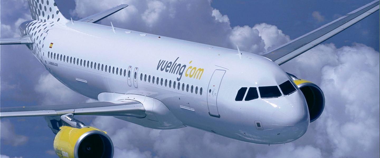 Gebruik je Smartphone gedurende de hele vlucht bij Vueling.