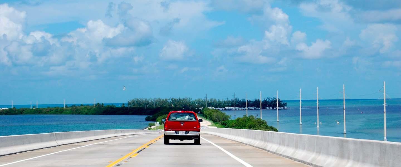 The Keys: eilandhoppen in Florida
