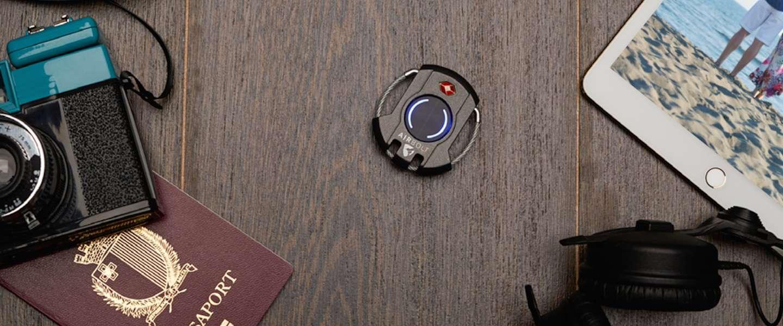 Ontgrendel je reiskoffer met een app!