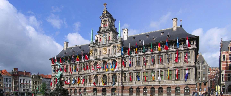 Stedentrip Antwerpen met reisgids 'Door en door Antwerpen'