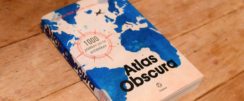 Atlas Obscura: unieke reisgids met 1.000 plekken om te ontdekken