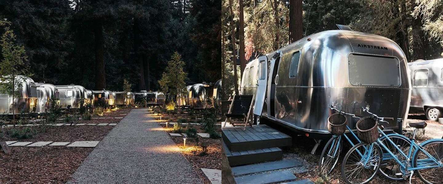 Autocamp in Californië: next level glamping