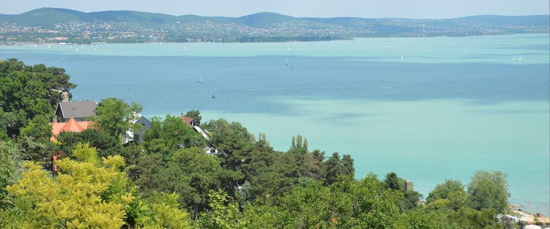 Vakantie vieren aan het Balatonmeer in Hongarije