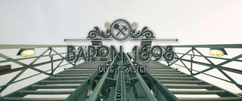 Nieuwste Efteling-attractie Baron 1898 is open!