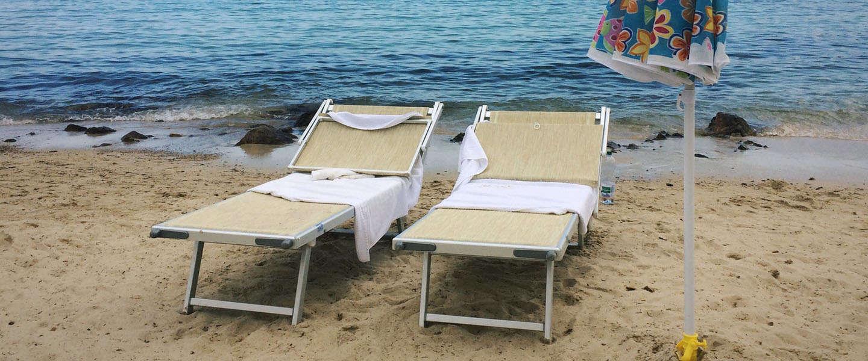 Handdoek neerleggen om plek te claimen? In Italië heb je kans op een boete!