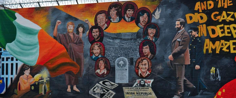 Belfast: rauwe industriestad met karakter