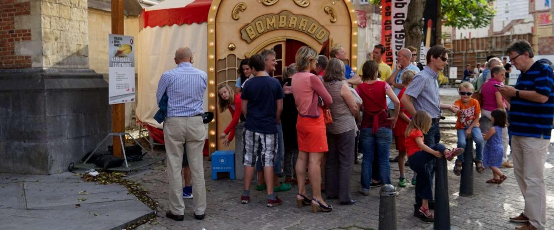 Hasselt is een geweldige stad die je moet bezoeken