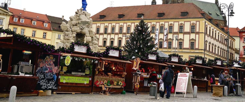 De leukste kerstmarkten van Tsjechië vind je in Brno