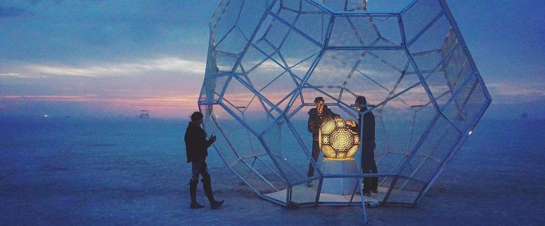 De coolste kunstwerken op Burning Man 2016