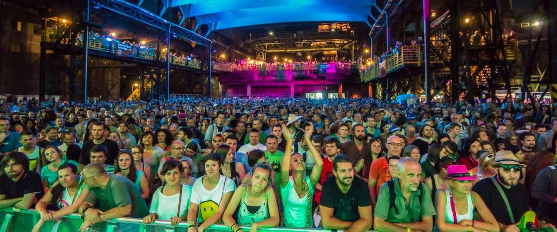 Colours of Ostrava, het leukste muziekfestival van Tsjechië