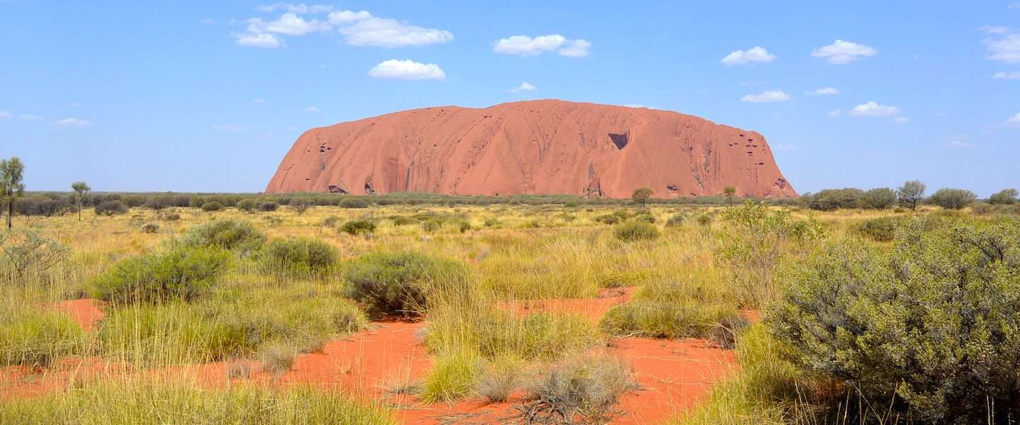 Kings of the world: de mooiste plekken in het Red Centre van Australië