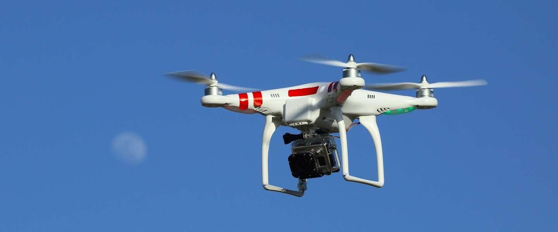 Beijing from above: videobeelden gemaakt met een drone