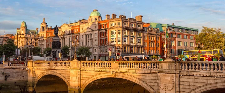 Ierland: land van natuur, mythes en de harp