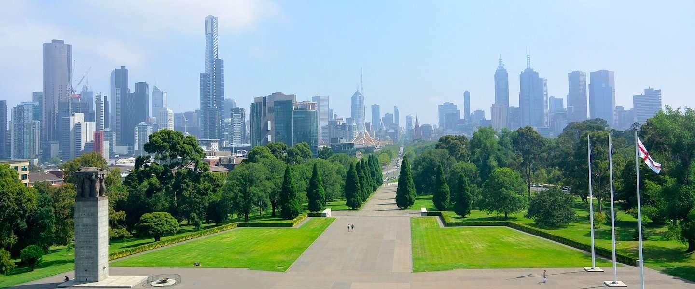 Melbourne's leukste plekjes (vanaf de fiets)