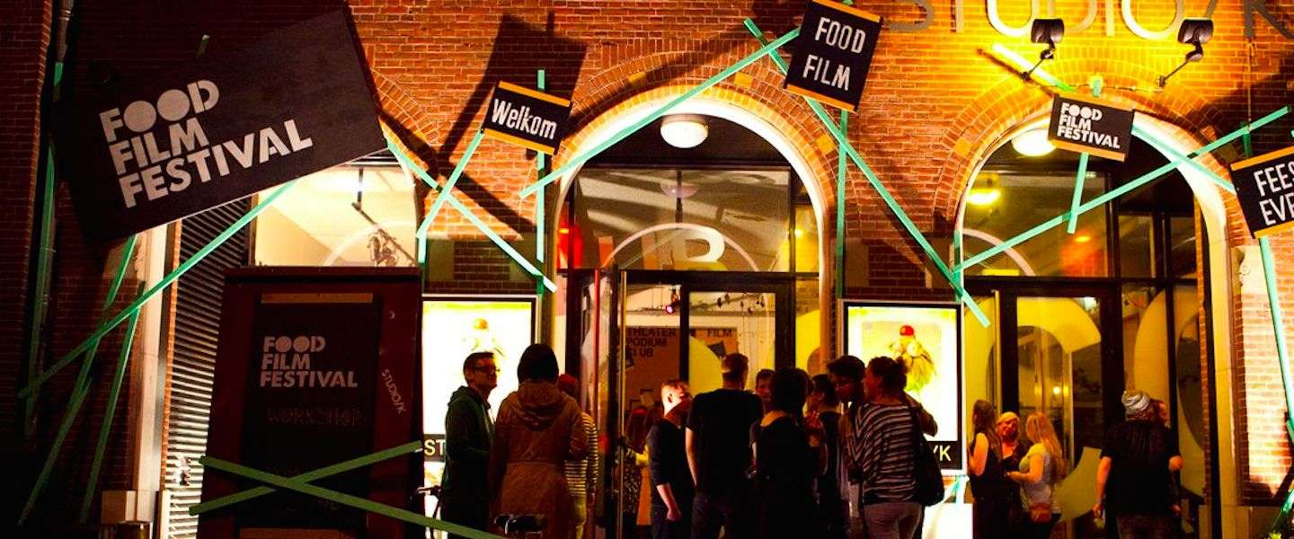 To do komend weekend: Food Film Festival in Amsterdam
