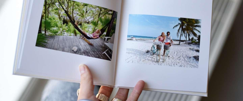 Dit leuke fotoboekje maak je binnen vijf minuten!