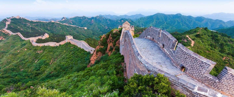 De geschiedenis van de Chinese Muur in 4 minuten