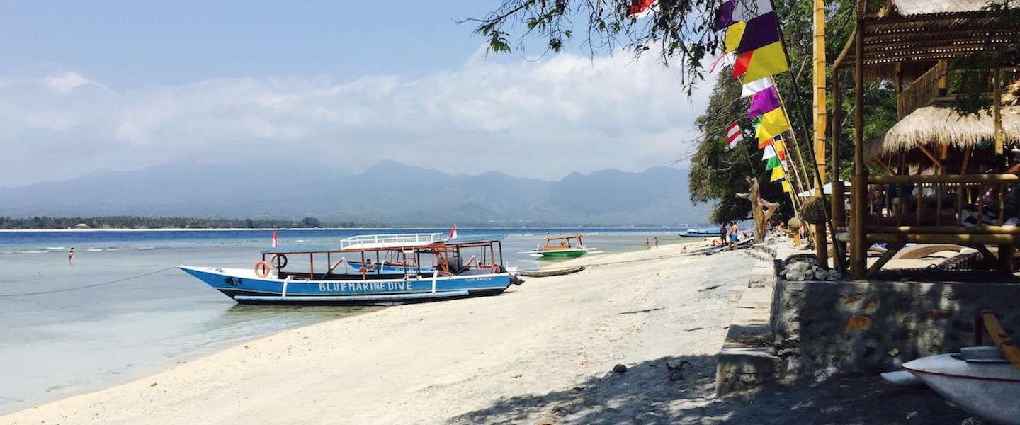 Gili Air: Indonesisch mini-paradijs