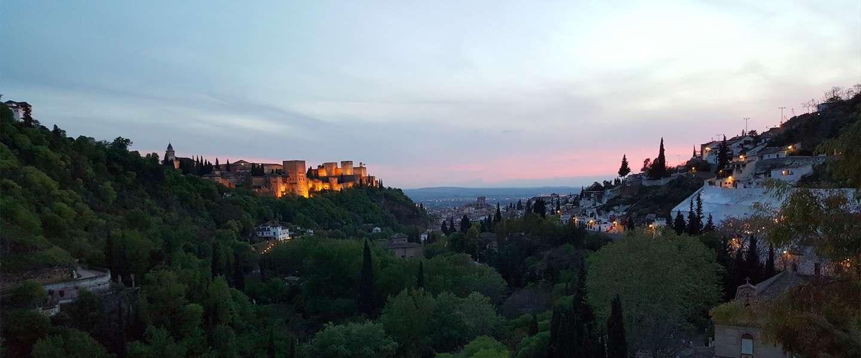 Granada, stad met 3 gezichten gezien door de lens van een Lumia 930