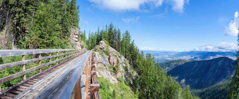 The Great Trail: autovrije fietsroute door Canada van 24.000 km!