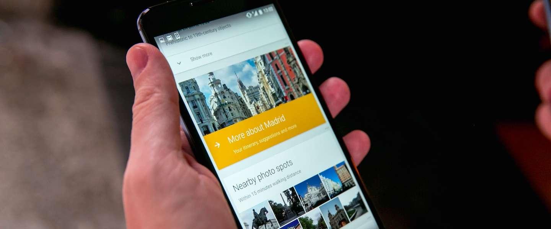 5 handige Google apps die je citytrip nog veel leuker maken