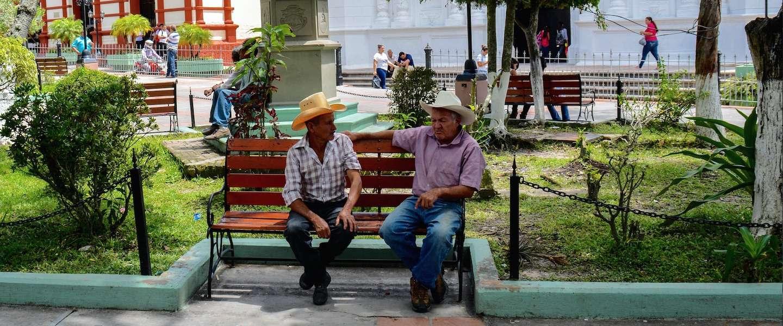 Honduras: stralend land met een scherp randje
