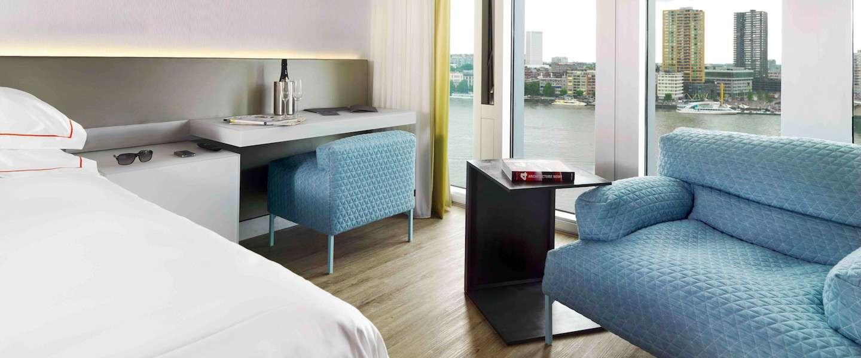 Bijzondere hotelkamers scoren in de verkiezing mooiste hotelkamer van Nederland
