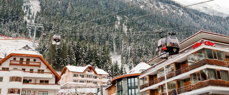 Ischgl neemt nieuwe skilift in gebruik, nieuwe uitdaging voor freeriders
