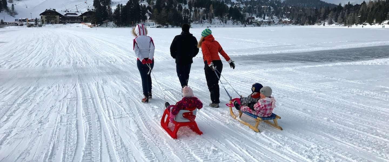 Met de kids naar winterparadijs Turracher Höhe