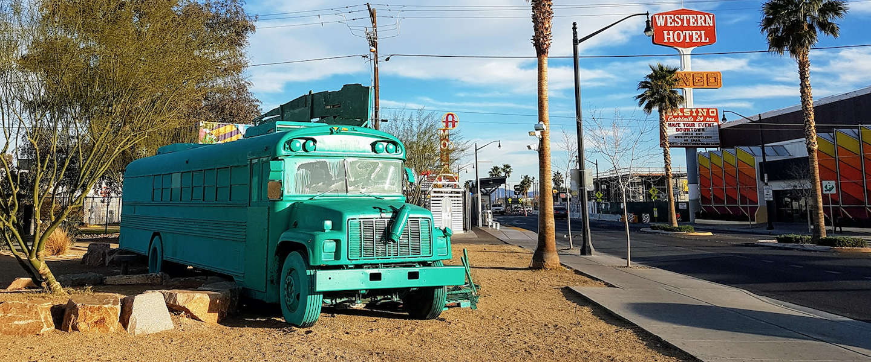 Las Vegas: de stad waar alles kan en mag