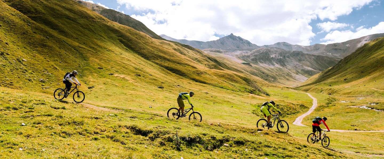 Livigno, de grootse (en leukste) openlucht sportschool van de Alpen!