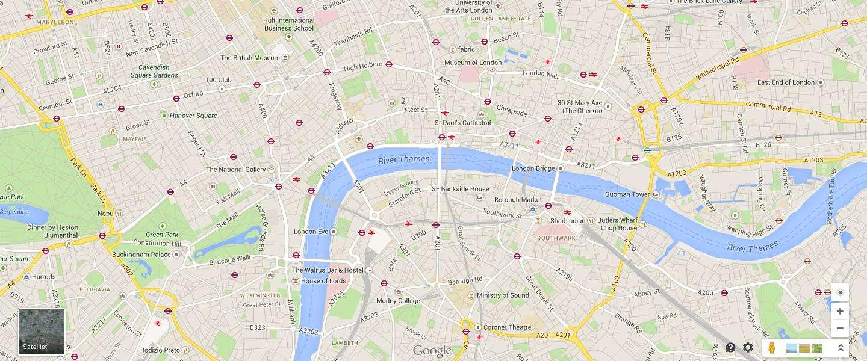 Taxi's in Londen de beste van de wereld
