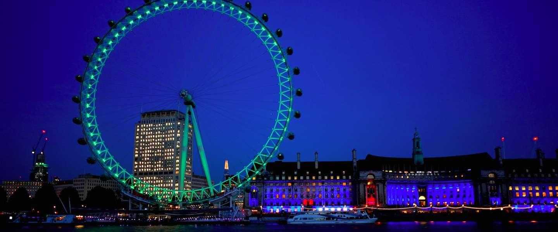 London Eye: uniek uitzicht over Londen