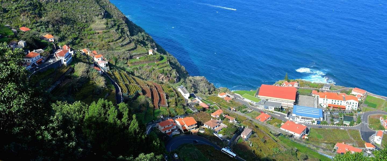 Op Madeira is het altijd lente