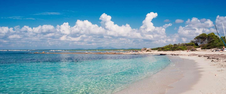 De 3 mooiste stranden van Mallorca