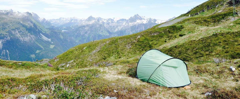 De 5 mooiste plekken op aarde om te kamperen