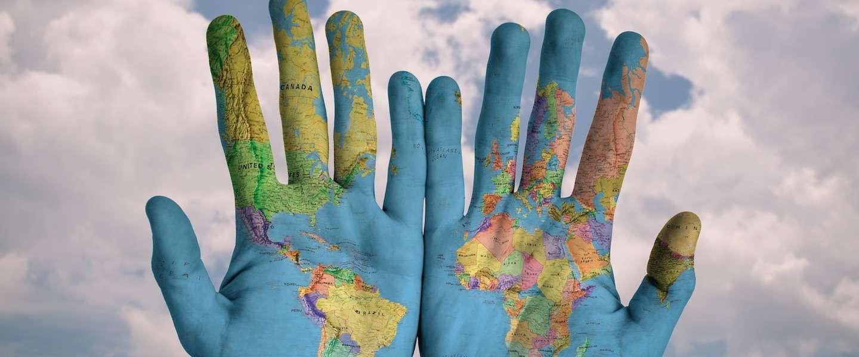 De 10 mooiste wereldkaarten