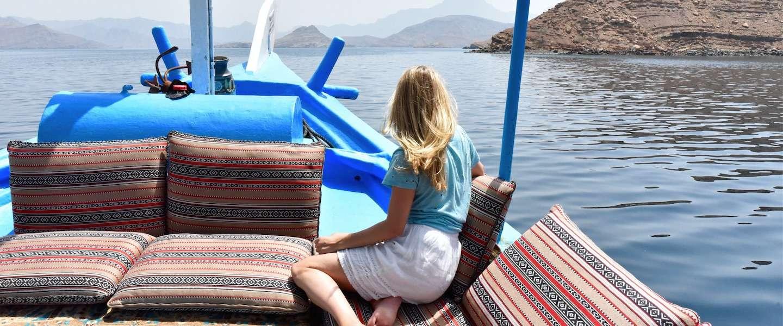 Musandam: het spectaculaire, ruige noorden van Oman