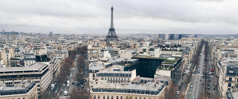 Must do in Parijs: beklim de Arc de Triomphe
