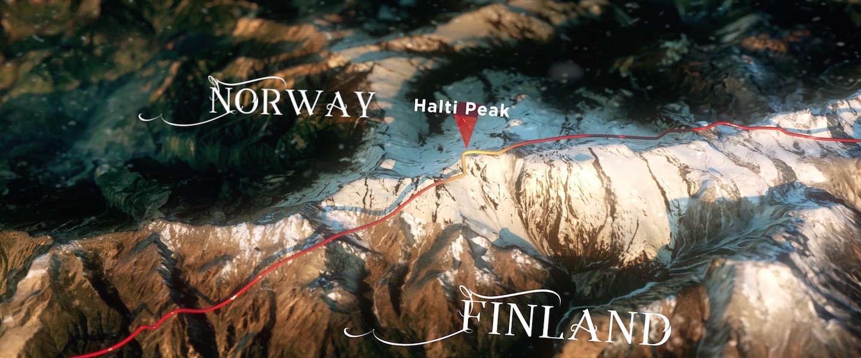 Noorwegen wil Finland een berg cadeau doen voor de 100e verjaardag