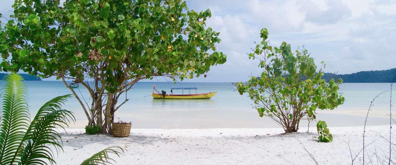 Ontdek de prachtige eilanden van Cambodja
